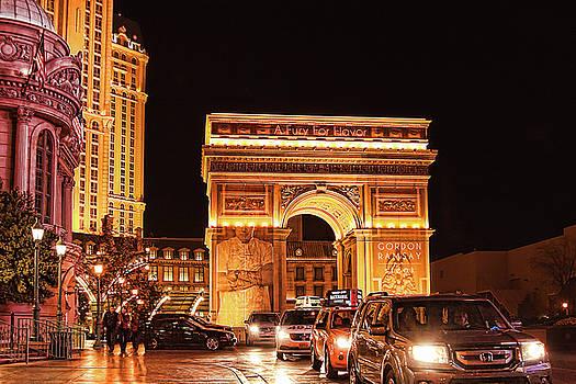 Tatiana Travelways - Paris, Las vegas