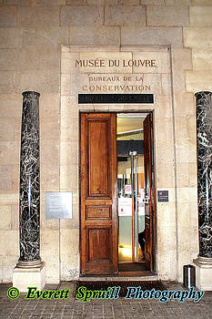 Parisian Portal #8 by Everett Spruill