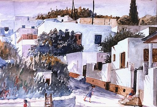 Paros lefkes by George Siaba