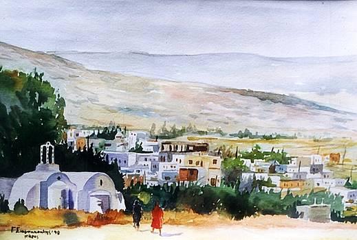 Paros marpisa by George Siaba