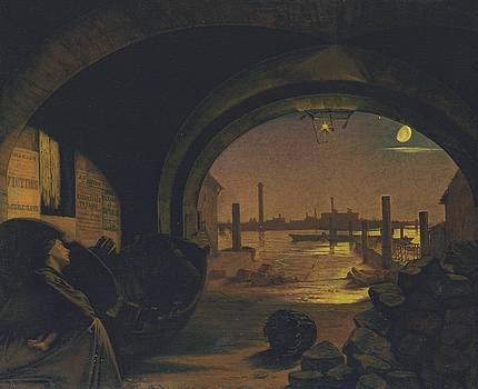 Past and Present by Augustus Leopold Egg