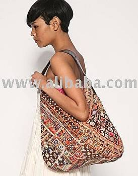 Patchwork Bags by Santosh Rathi