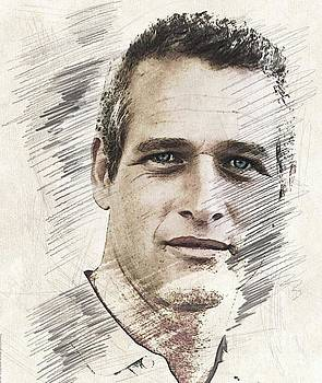 John Springfield - Paul Newman, Actor