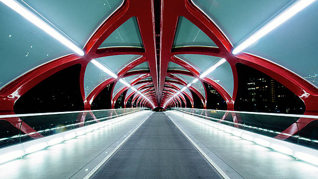 Peace Bridge by David Zhao