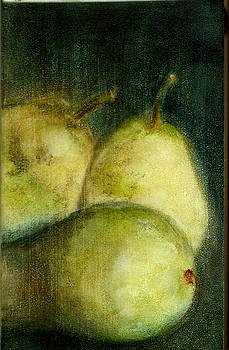 Pears by Katushka Millones