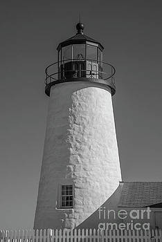 Pemaquid Lighthouse by Alana Ranney