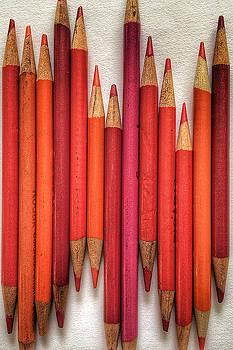 Bill Owen - pencil study