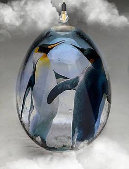 Penguin Art by Marvin Blaine