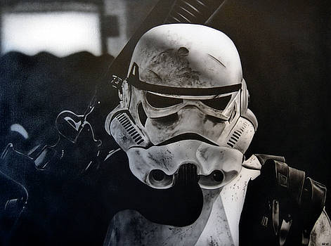 People- Storm Trooper by Shawn Palek