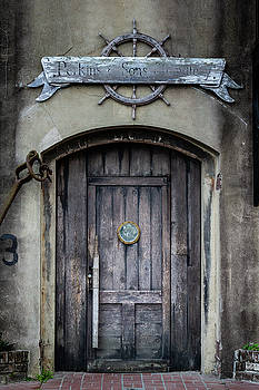 Perkins and Sons Door by Randy Bayne