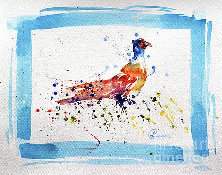 Pheasant by Lynda Cookson