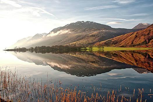 Scotland nature by Gouzel -
