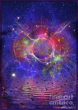 Photon Rings by Leonard Rubins