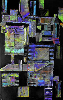 Pieces I by Ralph Levesque