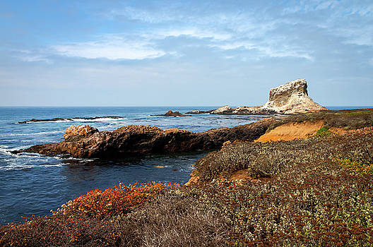 Piedras Blancas Light Station by R Scott Duncan