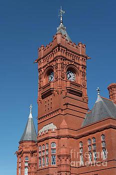 Steve Purnell - Pierhead Building Cardiff Bay