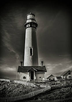 Bruce Bottomley - Pigeon Point Lighthouse