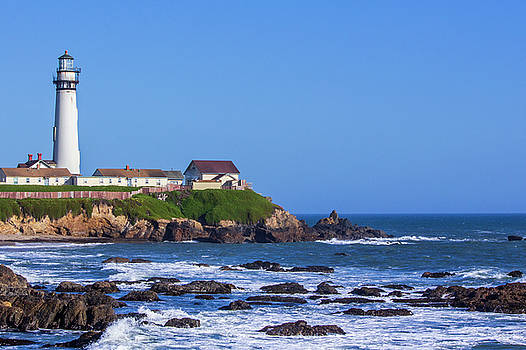 Pigeon Point Lighthouse by Randy Bayne