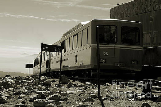 Steve Krull - Pikes Peak Cog Railway