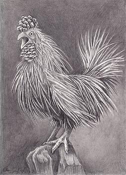 Pine Chicken by Cheri Crawford