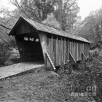 Pisgah Covered Bridge by Patrick M Lynch
