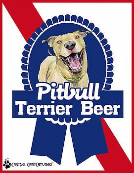 John LaFree - Pit Bull Terrier Beer