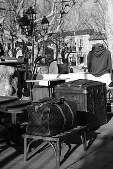 Place des Lices Saint Tropez by Tom Vandenhende