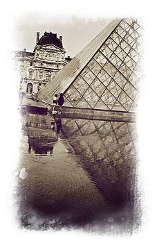 Cyril Jayant - Place du Louvre.
