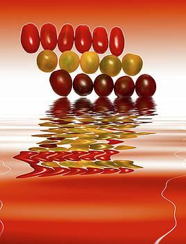 David French - Plum Cherry Tomatoes