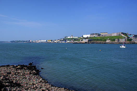 Plymouth Hoe and Foreshore by Chris Day