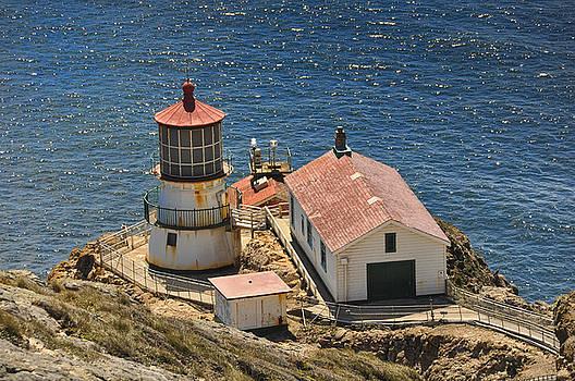 Point Reyes Lighthouse by Gej Jones