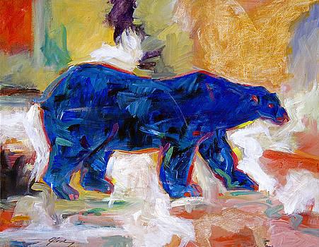 David Lloyd Glover - Polar Bear