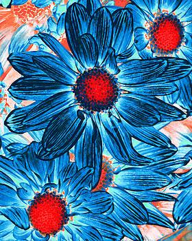 Amy Vangsgard - Pop Art Daisies 9