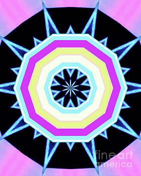 Pop Of Color by Shirley Moravec