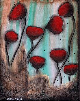Abril Andrade Griffith - Poppies