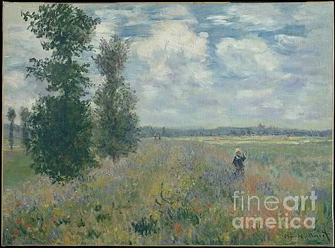 Celestial Images - Poppy Fields near Argenteuil