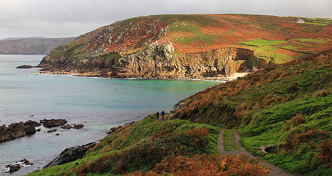 Julian Perry - Portheras Cove
