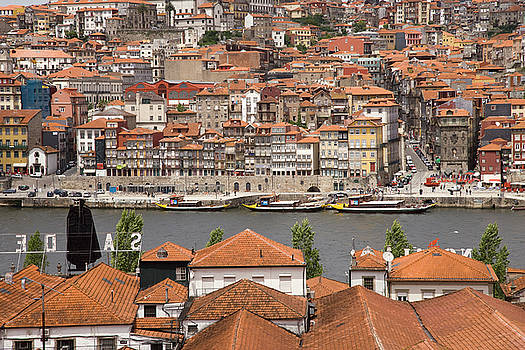 Porto Portugal by Jim Wallace