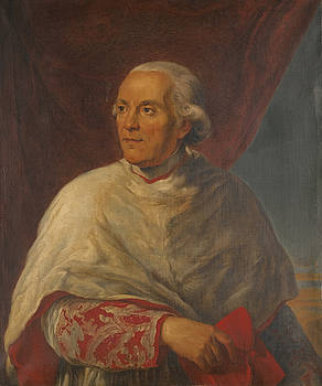 Portrait Of Cardinal Benedetto Naro by MotionAge Designs