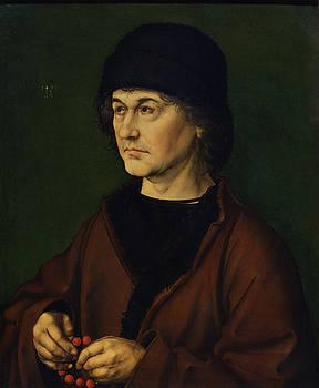 Albrecht Durer - Portrait of the artist