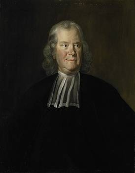 Portrait of the Physician Herman Boerhaave by MotionAge Designs