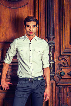 Alexander Image - Portrait of Young Businessman.