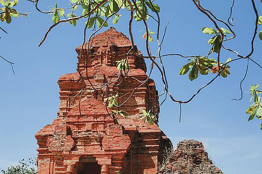 poshanu Tower by Tran Minh Quan