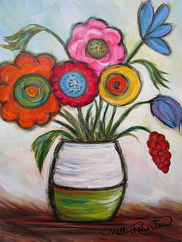Posies by Molly Roberts