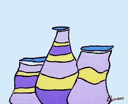 John Bowers - Pottery Class