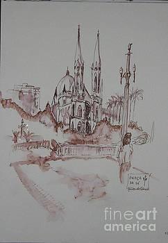 Praca da Se Cathedral by James McCormack