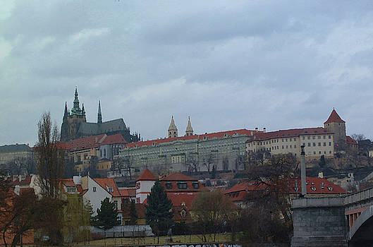 Prague Castle by Paul Pobiak