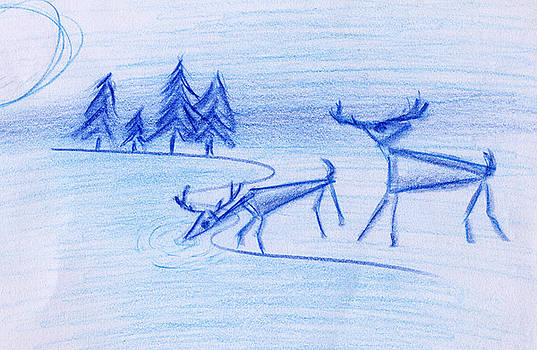 John Bowers - Prehistoric Scenic