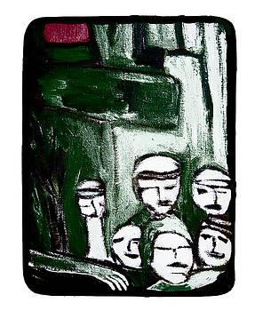 Attesa by Enzo Mastrangelo