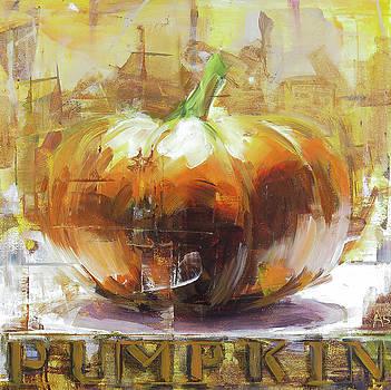 Pumpkin by Annie Salness